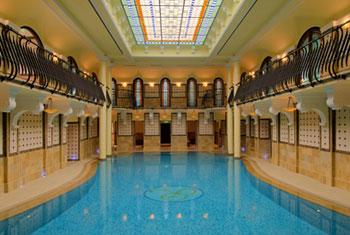 bästa hotellet i budapest